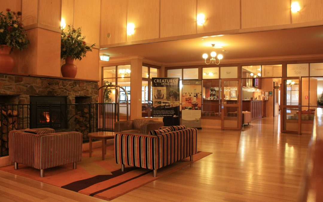 Simple Strategies for an Exceptional Lobby Design